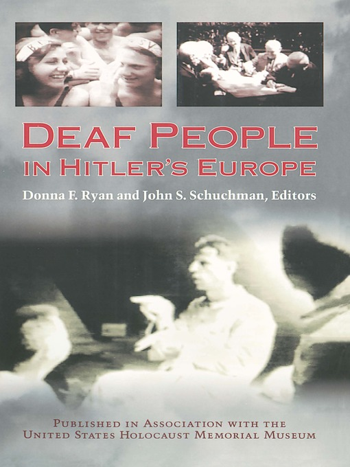 Title details for Deaf People in Hitler's Europe by Donna F. Ryan - Available